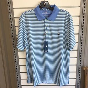 Southern Shirt Company Men's Alcove Stripe Polo